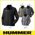HUMMER 1140-25 裏フリースジャケット メンズ 防寒ウェア ハマー 防寒作業服 作業着 防寒ウエア