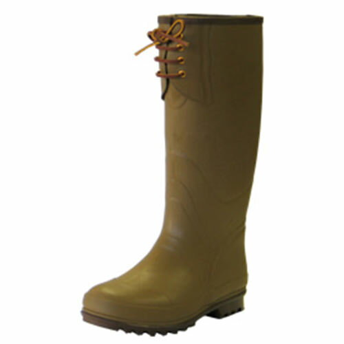 長靴バーバリアンチーフテンラバーブーツBCFW-01レインブーツロングタイプ