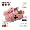 [ギフト無料] イフミー ミニー PINK 30-1323 (12cm〜15cm) IFME ベビー 2021年新作 シューズ 子供靴 ス...