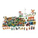 ●1セット(1907個入)●テーマパーク、動物園、街並みなど、子供たちが思い思いの作品を組み立てることができます。楽しいパーツがたくさん揃っており、観覧車やシーソー、風車などの作品も表現することができます。※この商品は輸入品です。在庫切れの場合は、納期がかかる場合がございます。●型式/9389 ●対象年齢/4歳以上 ●1907ピース入 ●CEマーク付 ●包装数:1※LEGO, the LEGO logo, DUPLO, the DUPLO logo and Minifigure are t rademarks of the LEGO Group. (C)2019 The LEGO Group.※このページの商品は輸入品です。在庫切れの場合は、納期がかかる場合がございます。※ご利用の環境により、実物の色と異なる場合がございます。