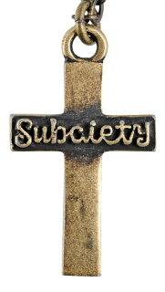 [2014年4月入荷予定]Subciety[サブサエティ]METALNECKLACE-JESUS-[BLACK,ANTIQUESILVER,SILVER,GOLD,ANTIQUEGOLD]メタルネックレスジーザス(ブラック、アンティークシルバー、シルバー、ゴールド、アンティークゴールド)SZA206