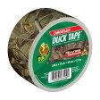 【万能テープ】ダックテープ(ダクトテープ)リアルツリーカモフラージュ(カモフラ)48mm×9.1m【アメリカ製(Made in USA)】【DUCKTAPE】