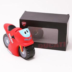 【Ducati公式品】ドゥカティ スーパーバイク貯金箱 レッド【DUCATI(バイク用品・インテリア)】