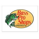 【ステッカー シール】Bass Pro Shops バスプロショップス ロ...