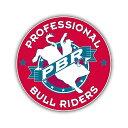 【ステッカー シール】PBR PROFESSIONAL BULL RIDERS プロ・...