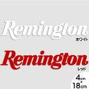 【レミントン】【ステッカー シール】レミントン ロゴ デカー...