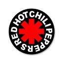 ステッカー RED HOT CHILI PEPPERS レッド・ホット・チリペッ...