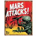 【ブリキ看板】マーズアタック(MARS ATTACKS)ビンテージ風 ...