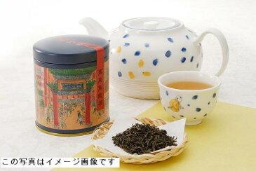 凍頂烏龍茶100g・缶 【横浜中華街・萬珍樓】 贈答に最適、高品位なオリジナル缶入り