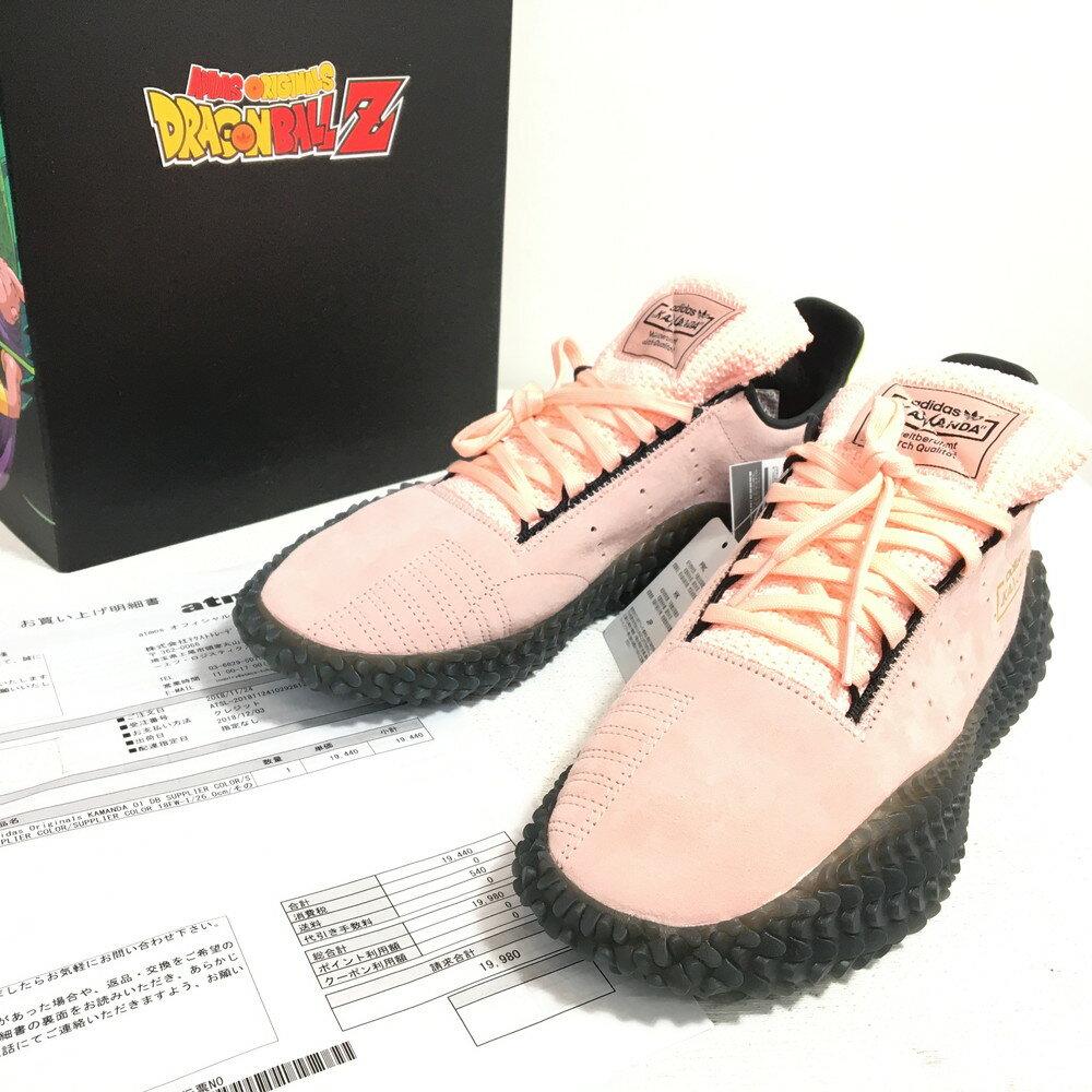 メンズ靴, スニーカー adidas KMND 01 DB D97055 DRAGONBALL Z Mr.SATAN 26.0cm Net