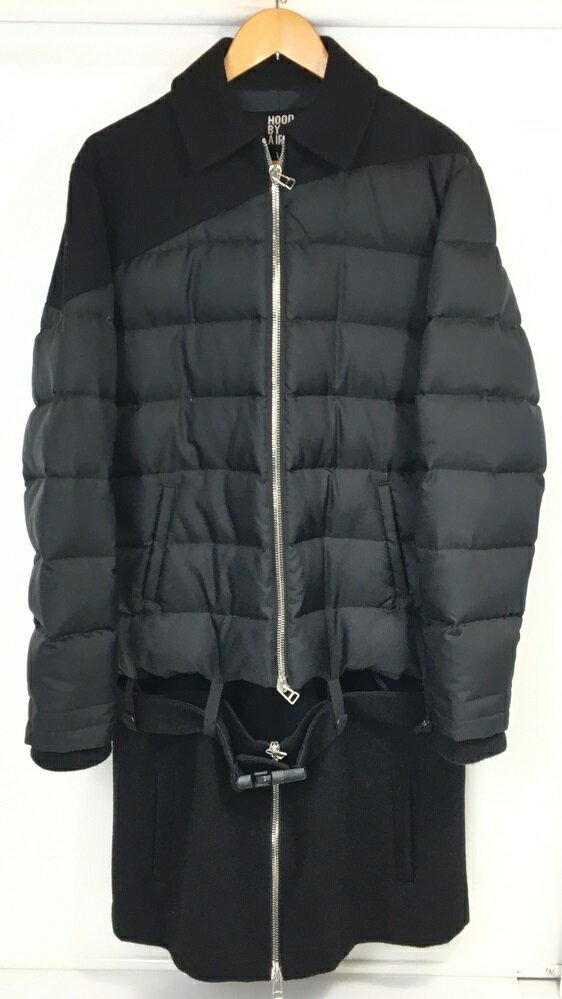 メンズファッション, コート・ジャケット HOOD BY AIR HBA OUTER :S :BLACK Net