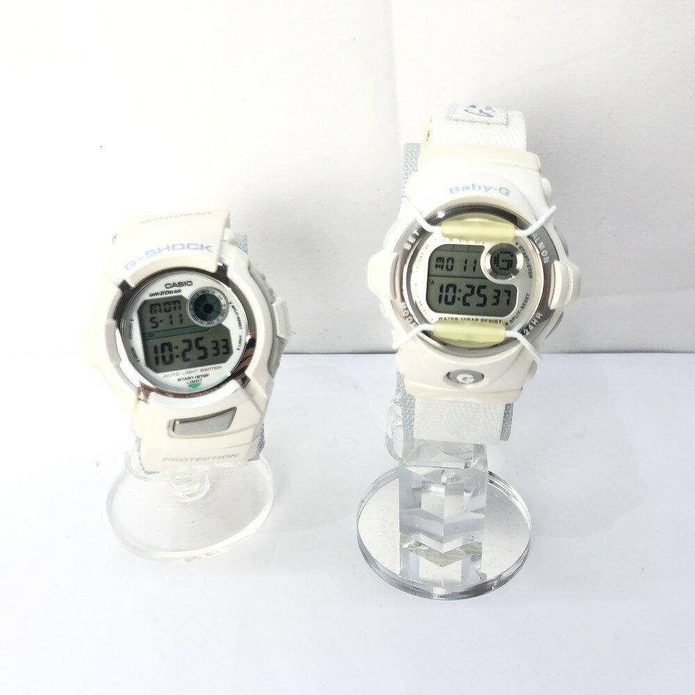 腕時計, ペアウォッチ G-SHOCK Baby-G LOV99A 1999 : Net