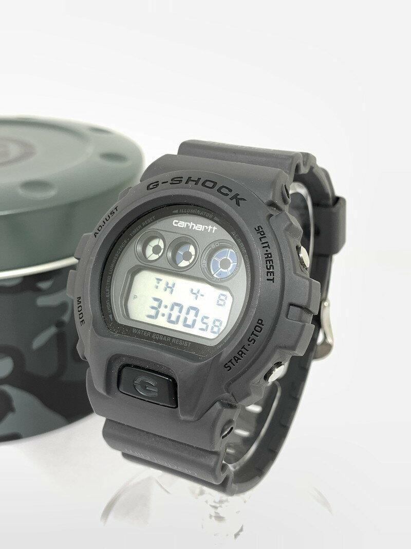 腕時計, 男女兼用腕時計 CASIO G-SHOCK DW-6900FSCarharttWIP(10 Net