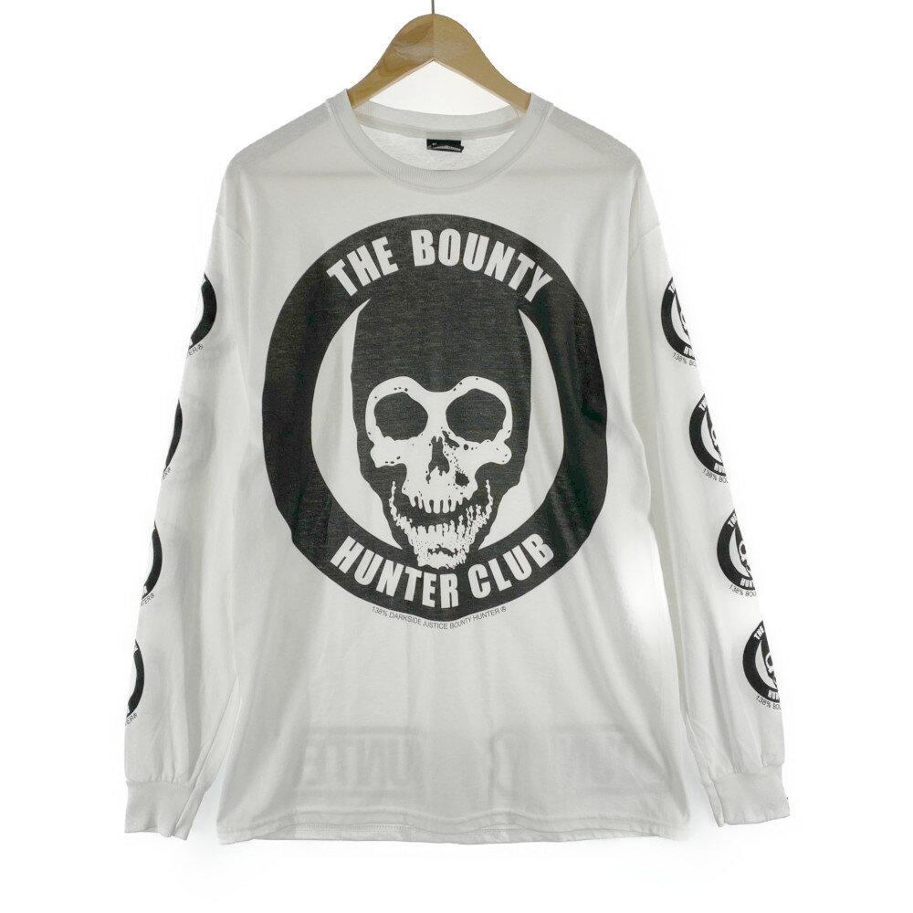 トップス, Tシャツ・カットソー BOUNTY HUNTER T T :M :WHITE Net
