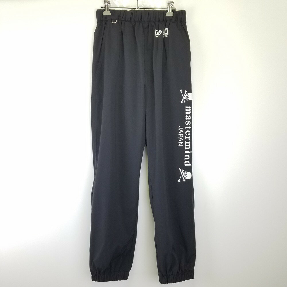 メンズファッション, ズボン・パンツ mastermind NEW ERA 20SS Track Pants 100 M Net