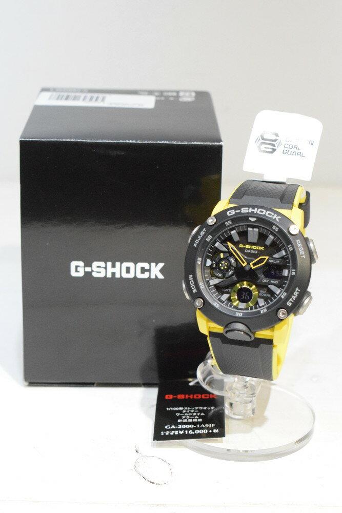 腕時計, メンズ腕時計 G-SHOCK G GA-2000-1A9JF 20 CASIO Net