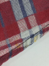 【中古】【メンズ】SONICLABRIBBONSHIRTリメイクシャツNEPENTHESソニックラブネぺンテス半袖シャツサイズ:表記無しカラー:マルチカラー