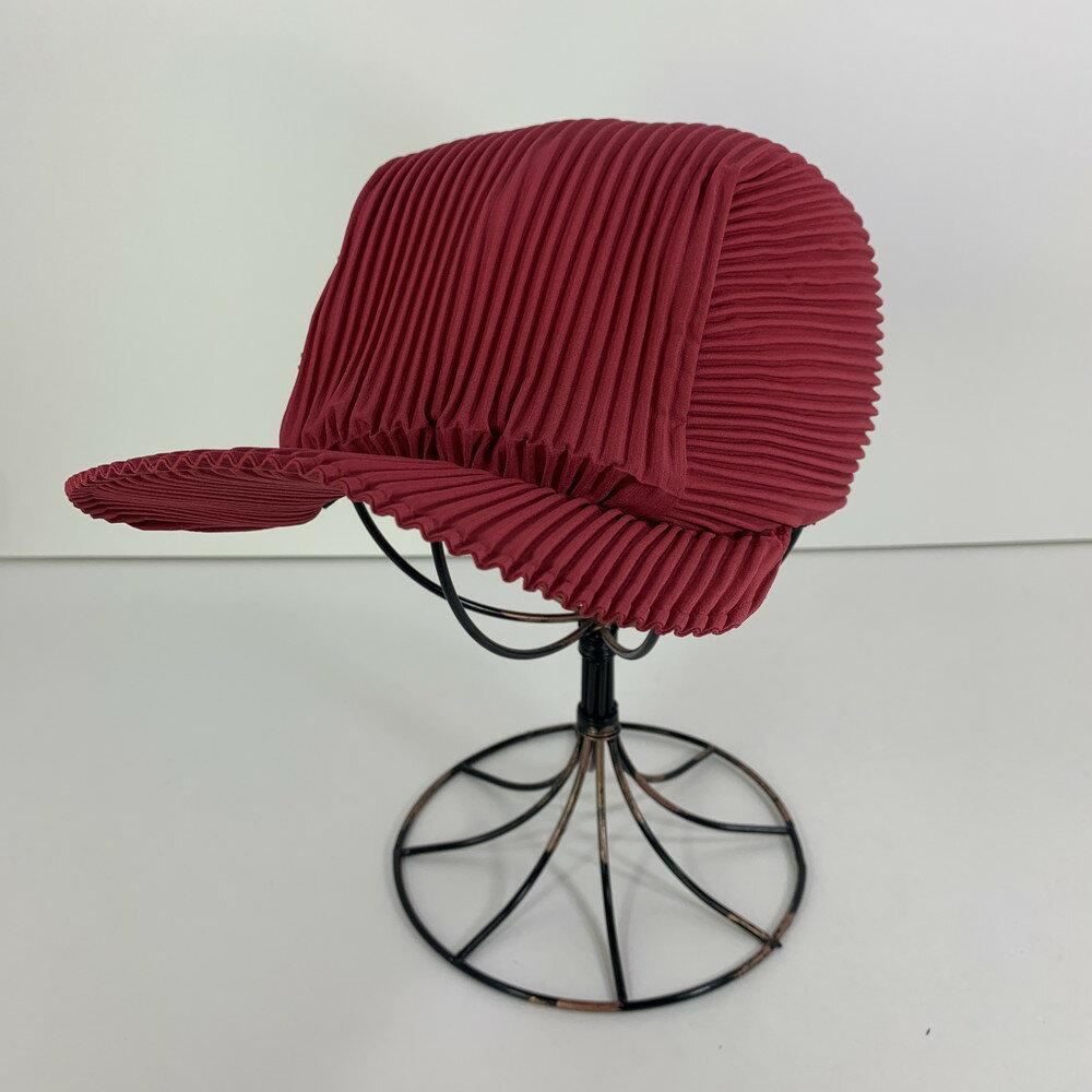 メンズ帽子, キャップ HOMME PLISSE ISSEY MIYAKE HP93AA530 F PINK Net