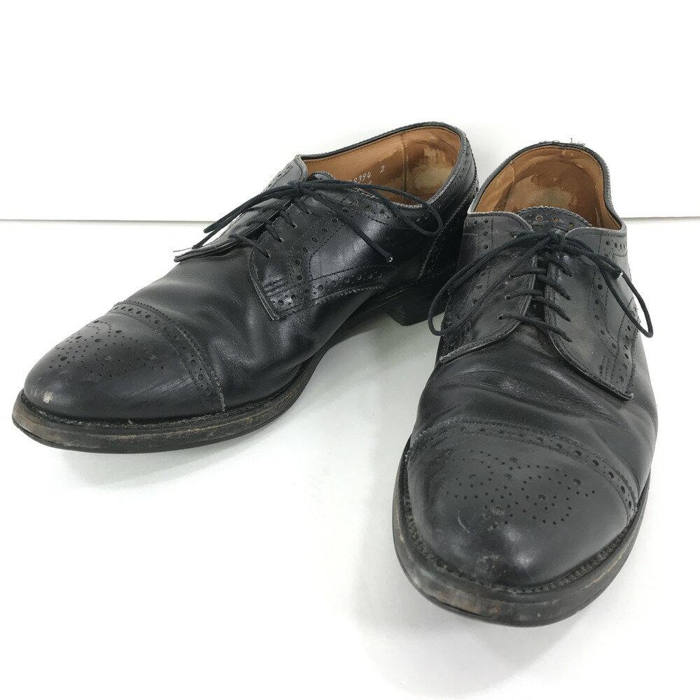 メンズ靴, ビジネスシューズ ALLEN EDMONDS SANFORD 90s 9 12 C :BLACK Net