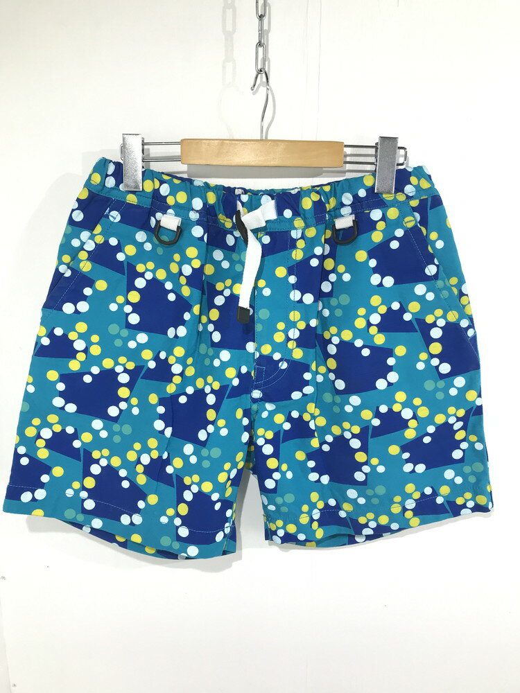 メンズファッション, ズボン・パンツ FUMITO GANRYU COMME des GARCONS 13SS BACK SATIN DOT PRINT SHORTS M MULTICOLLAR Net