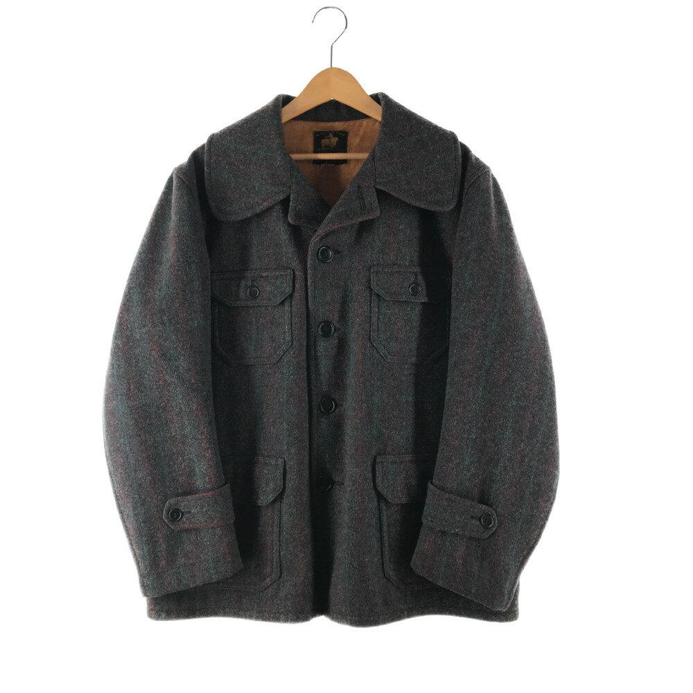 メンズファッション, コート・ジャケット J.O.BALLARD 30s40s A MALONE COAT VINTAGE GRAY Net