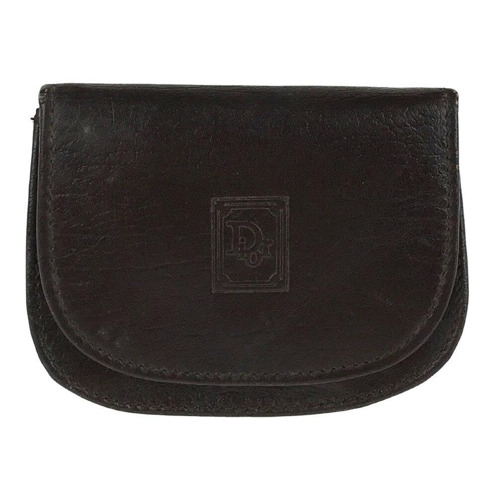 財布・ケース, レディースコインケース Christian Dior COIN CASE 791.5cm BROWN Net
