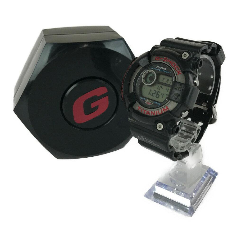 腕時計, メンズ腕時計 CASIO G-SHOCK FROGMAN DW-8200-1A 5250.318.2mm 23cm BLACK Net