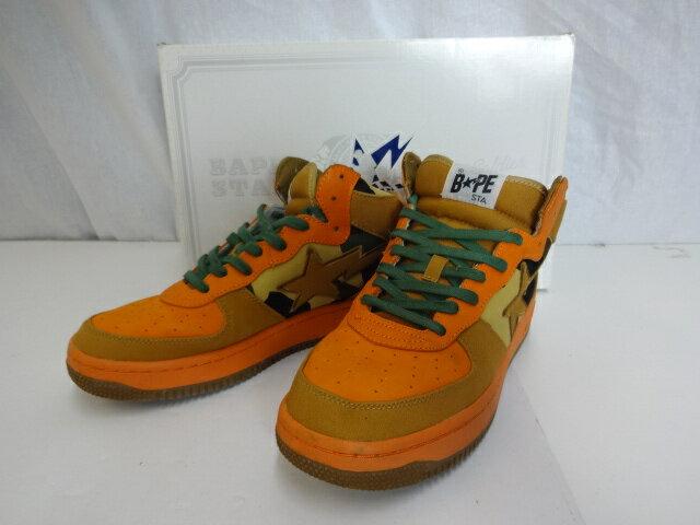 メンズ靴, スニーカー BAPESTA 28.5 Net
