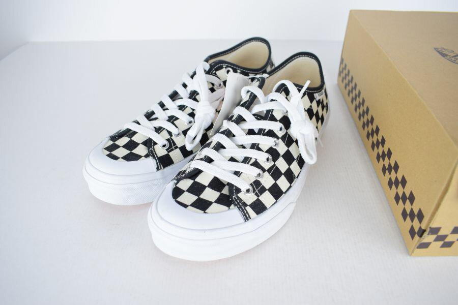 メンズ靴, スニーカー VANS SIXTY SEVEM 28cm WHITE BLACK Net