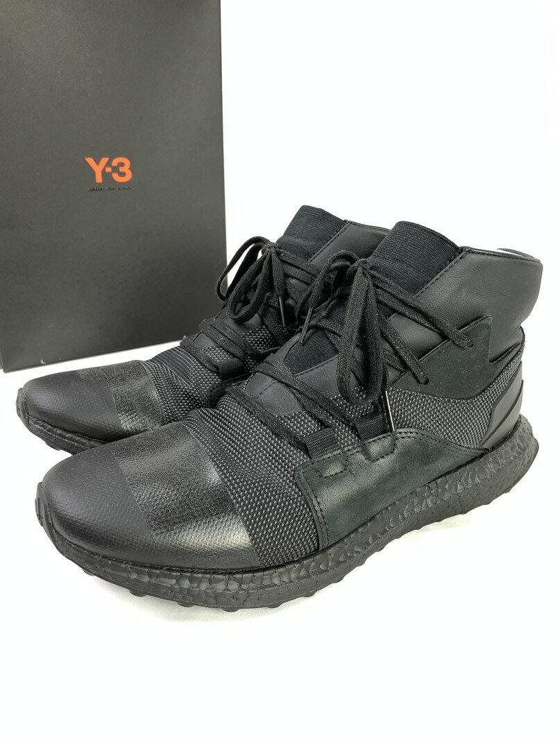 メンズ靴, スニーカー adidas Y-3 KOZOKO HIGH 27.5cm CG3160 Net
