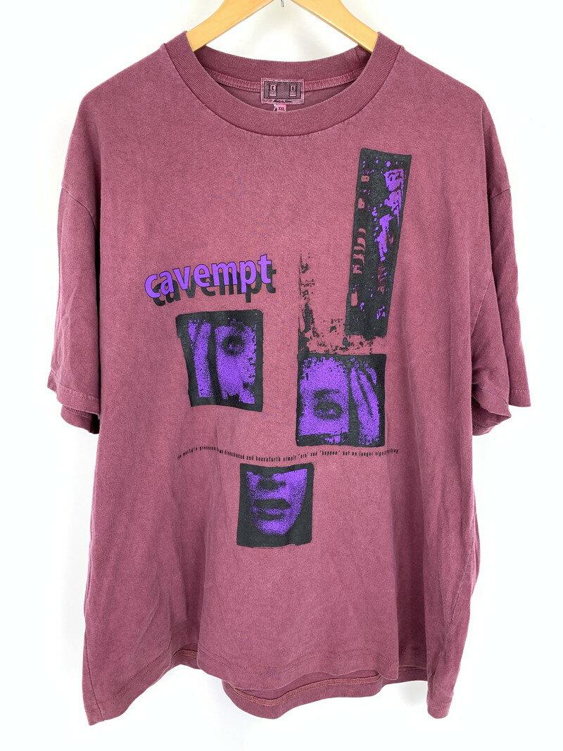 トップス, Tシャツ・カットソー C.E CavEmpt Processes Overdye T T XXL Net
