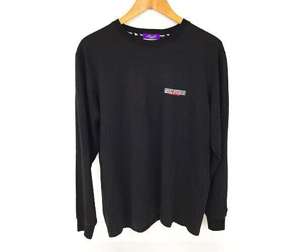 トップス, Tシャツ・カットソー MARK GONZALES LS TEE RADIOEVA Q T T T L BLACK Net