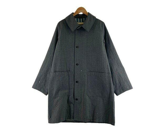 メンズファッション, コート・ジャケット visvim 20AW GREASE MONKEY COAT :0120205013010 : 2 :GRAY Net