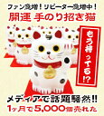 ミュージックステーションで紹介された招き猫と同タイプの招き猫☆【月9ドラマに出演】メディア...