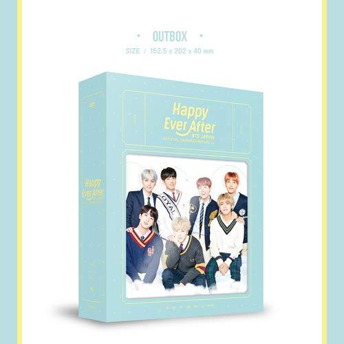 BTSJAPANOFFICIALFANMEETINGVOL4 HappyEverAfter (初回 生産・海外製造商品) DVD