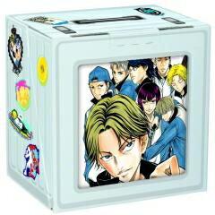 送料無料!ポイント5倍!【予約:2011年8月1日発売予定】テニスの王子様 完全版 Season2 収納BOX