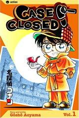 送料無料!!【漫画】名探偵コナン 英語版 (1-48巻) [Case Closed Volume1-48] / 漫画全巻ドッ...