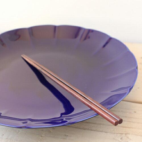 【Ruri 瑠璃色 メガプレート36cm】 ◎アウトレット / 大皿 鍋皿 ビュッフェプレート バイキング皿 ルリ色 おしゃれ 盛り皿 ブルー 大きい皿 業務用食器 レストラン