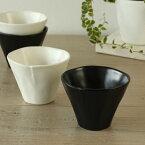 大人気のたたらシリーズ,モノクロ【BW_カップ】湯のみ茶碗,コーヒー,焼酎カップ,小鉢,和食器,デザートカップ