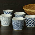 小紋_そば猪口,common,和食器,フリーカップ,茶わん蒸し,カップ,小鉢,和モダン食器