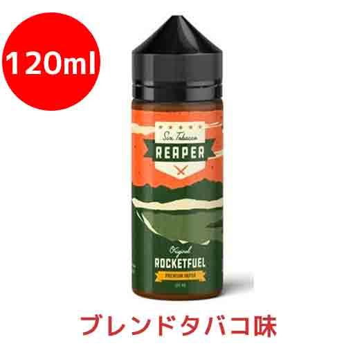 電子タバコ・ベイプ, その他 Reaper Blend 120ml () Rocket Fuel () ! 120ml VAPE
