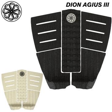 デッキパッド OCTOPUS オクトパス DION AGIUS III ディオンアジウス3 5ピース ショートボード用 デッキパッチ デッキパット サーフィン 【あす楽対応】