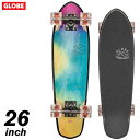 GLOBE グローブスケートボード コンプリート Blazer 26インチ ブレイザー ブレーザー #10525125 ミニクルー...