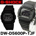 G-SHOCK ジーショック 腕時計 ウォッチ DW-D5600P-1JF Gショック ブラック BLACK 黒 アナログ時計 デジタル時計 CASIO カシオ メンズ プレゼント 【あす楽対応】【火曜日発送不可】