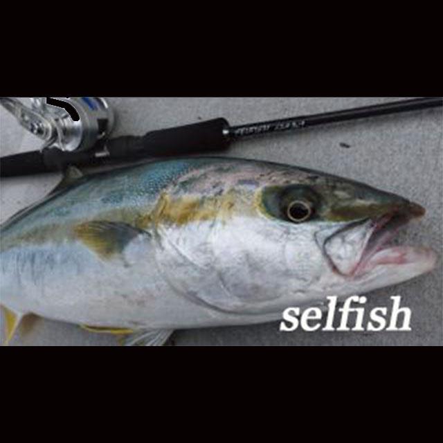 フィッシング, ロッド・竿  SELFISH SEB 624