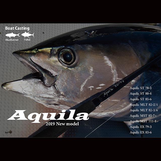 フィッシング, ロッド・竿  Aquila ST 783