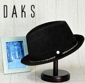 送料無料!《ダックス/DAKS中折れハット》日本製中折れハット/メンズ/帽子/ハット【RCP】
