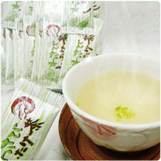 マン・ネン『わさびしいたけ茶』