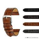 時計ベルト 時計 ベルト カーフ 牛革 Di-Modell ディモデル CARACAS カラカス MEN'S SIZE U1695 16mm 17mm 18mm 19mm 20mm 22mm 時計 バンド 時計バンド 替えベルト 替えバンド ベルト 交換
