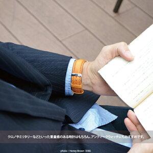 MORELLATO社製交換用の腕時計ベルトDERAIN